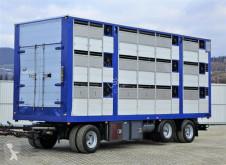 remorque Fliegl Anhänger / Tiertransoprtwagen 7,50 m!
