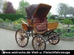Livestock trailer trailer Exclusiver Doktorwagen Inzahlungn. v. Pferden