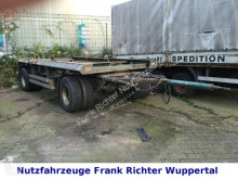 Georg GM13-33, 1.Hd., D-Fzg. 265/70R19.5 trailer used chassis