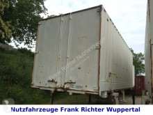 Stahlbrücken Koffer, sehr guter Zustand trailer used chassis