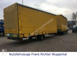 全挂车 侧帘式 Ackermann Z-SPA,Tandemanhängerlänge,7m Aufbaulänge Top
