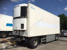 Remorque frigo Schmitz Cargobull 7 x KO18 TKing SL 100 Rohrbahn Fleisch