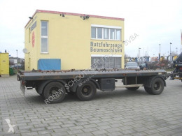 ASM PA 24 SKELMSK ASM PA24, 2x Anh. f. Absetzcontainer trailer used container