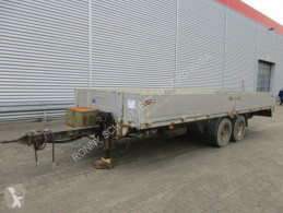 Flatbed trailer EAL-TA -