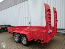 TP 4000 FUCHS, HEINRICH TG 4000 trailer used heavy equipment transport