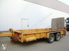 Hoffmann Tandem LDT 11,0 T HOFFMANN LDT 11,0 T, Ladehöhe: 0,57 m trailer used heavy equipment transport