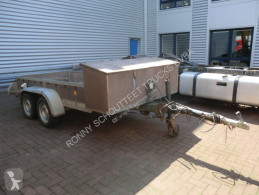- - LEIBING, 2.000 kg trailer used heavy equipment transport