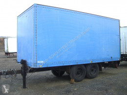 TPW A8,6/5,6E Lichtdach trailer used box