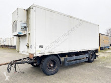 KA 18 ROHR KA 18, 6x VORHANDEN! trailer used refrigerated