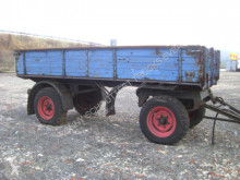 - UVA trailer used flatbed