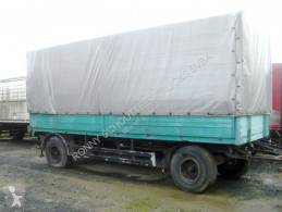 Ackermann 2-Achser - trailer used tarp