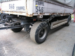 Krone AZW 18 trailer used tarp