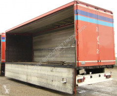 Ackermann Z-PA-F 18/7,3 EL trailer used box