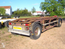 - RA trailer used container