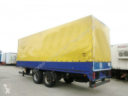 TPA 18 Zanner TPA 18 trailer used tarp