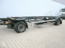 Remolque portacontenedores Schmitz Cargobull - AWF 18 AWF 18, für Mega-Brücken