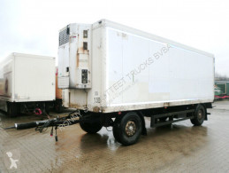 Schmitz Cargobull refrigerated trailer KO 18