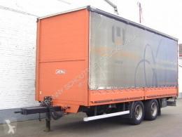 Flatbed trailer Tandemanhänger 2 A LUG Tandemanhänger 2-A-hochgekoppelt