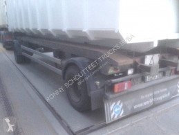 - - ROHR trailer used tipper