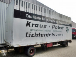 Sommer - - trailer used box