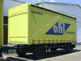 Ackermann tautliner trailer PA-F 18/7.4
