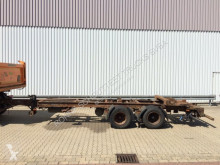 Remorca SDAH G18TSZL 1.3 HKM G18TSZL 1.3 Tandem Schlittenabroller transport containere second-hand