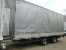 Schmitz Cargobull flatbed trailer ZPR 18-V