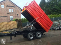 Kögel Tandem trailer used tipper