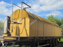 Lafon trailer used oil/fuel tanker