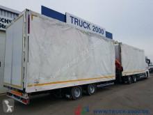 nc TV2F Tandem Jumbo 57m³ Edscha Links+Rechts+Dach trailer