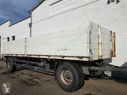 Meusburger Anhänger MPA-2 trailer used flatbed