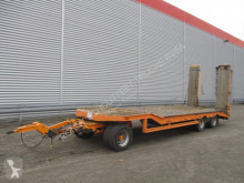 Heavy equipment transport trailer T 3