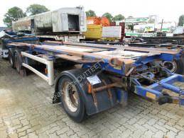 Nc HMA 2420 HMA 2420 Anhänger für 2 x Absetzcontainer outro reboque usado