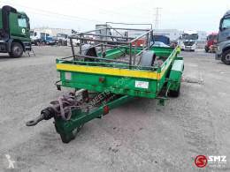 Macer Aanhangwagen trailer used flatbed