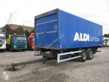 rimorchio Ackermann 2 axle 18 ton Box / Koffer