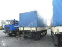 Krone Pritschenanhänger AZP 18 Planenanhänger trailer