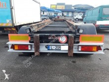 Remorca Delvan 24 TON transport containere second-hand