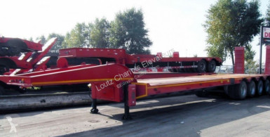 Secsan trailer used flatbed