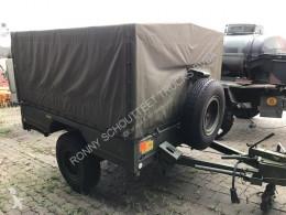 SMIT Wassertank-Anhänger SMIT Wassertank-Anhänger 8x vorhanden! trailer used tanker