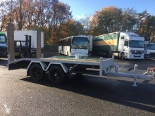 Moiroud trailer used heavy equipment transport