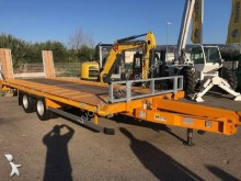 Gourdon heavy equipment transport trailer PEB190