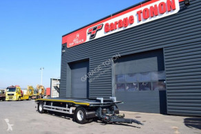 Lecitrailer POLYBENNE PISTES LARGES PORTE CAISSONS DE 5.50 A 7.00 M new other trailers