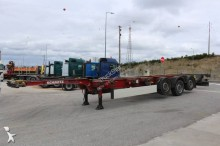 Schmitz Cargobull SCF 24G (45 PÉS - 20 - 40 - 45) EXTENSIVEL trailer used container