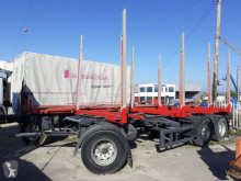 Stubenberger timber trailer H2L