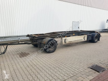 HSA 18.70 Schlittenabroller HSA 18.70 Schlittenabroller trailer used container