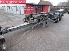 přívěs Schmitz Cargobull ZWF 18 Maxi, 7,82 m, Fahrhöhe 1,12 m, deutsch