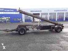 Trax Porte-Caisson Bennante trailer used container