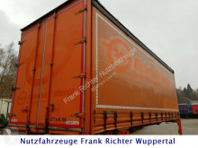 Zandt Wechselbrücke,Bj2011Edscha Curtain Sider trailer used chassis