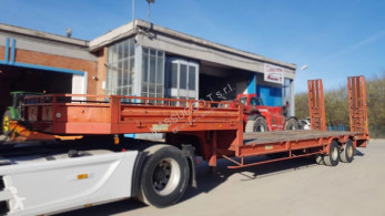 Samro vk1 semi-trailer used heavy equipment transport