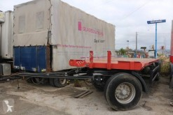 Meiller HXM trailer used container